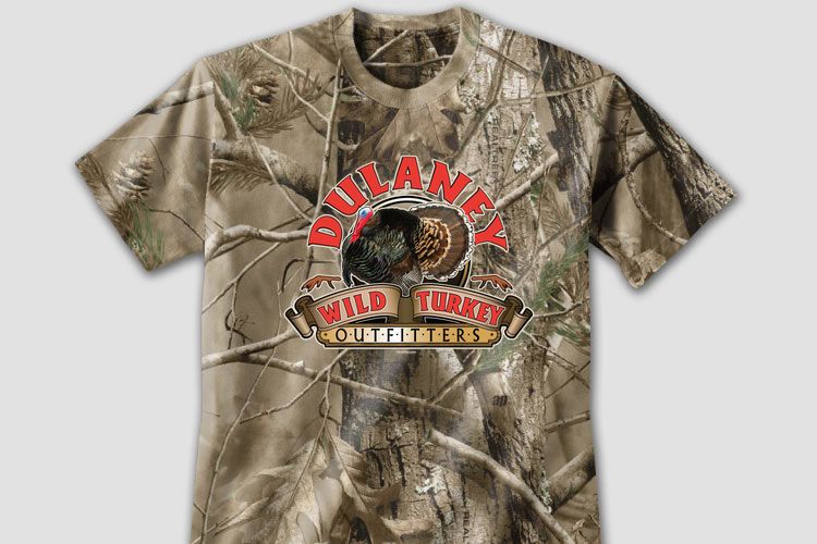 Flock To The Woods In Personalized Camo Shirts