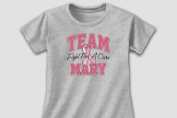 Announcing Custom Team Pink Ladies Fitted Tees