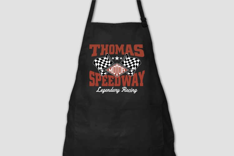 New Custom Speedway Apparel
