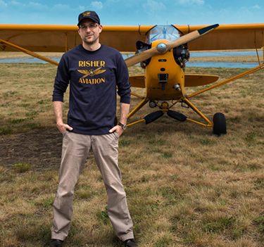 Aim High in Custom Aviation Apparel