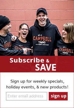 Sign Up for our e-Newsletter
