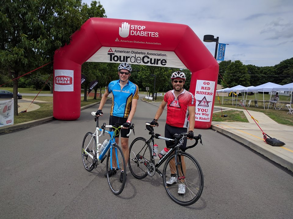 Ryan Beilstein – Riding for A Cure To Diabetes