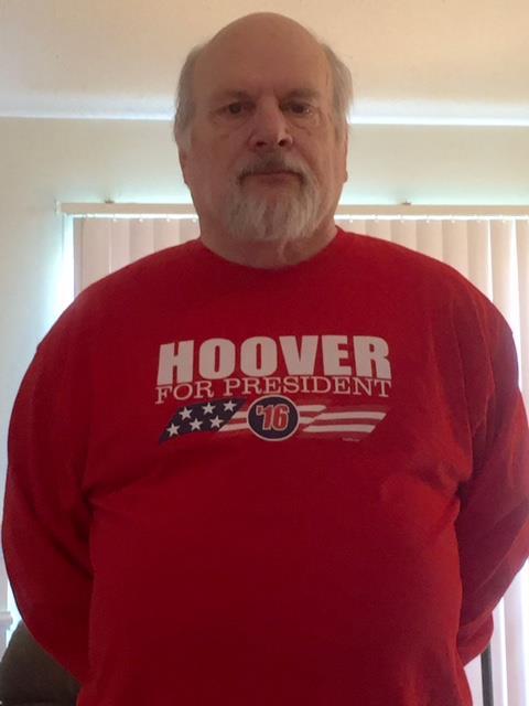 For President sweatshirt customer photo of the week