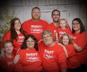 Customer Photo Of The Week – The Hirst Family