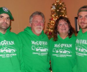 Customer Photo Of The Week – The McGowans