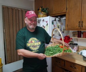 Customer Photo of the Week – Homegrown Produce