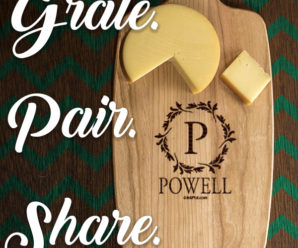 New Personalized Cheese Boards Just for You!