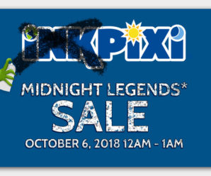 InkPixi Midnight Legends Sale