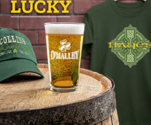 Get Lucky With St. Patrick's Day Personalized Gifts