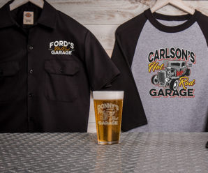 Personalized Shirts For Hot Rod Enthusiasts