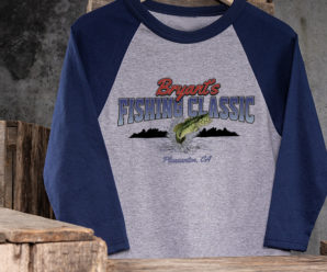 Fishing Classic Personalized Shirts