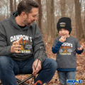 Fire Pit Personalized Shirts & Beanies For Your Family