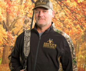 Deer Camp Custom Microfleece Jacket