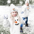 Snowman Personalized Shirts