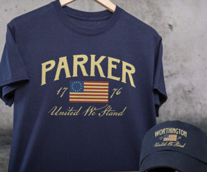 United We Stand Personalized Shirts & Hats