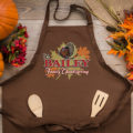 Family Thanksgiving Custom Aprons