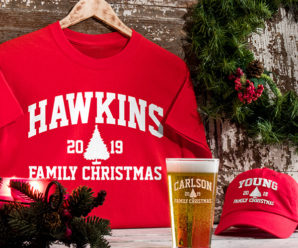 Christmas Varsity Personalized Gifts
