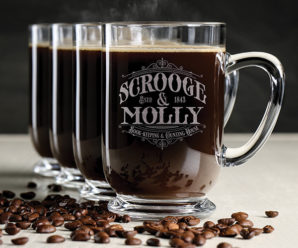 Scrooge Custom Coffee Mugs