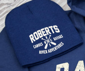 Custom Beanies For Your River Adventures
