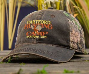 Pheasant Hunting Camp Custom Hats