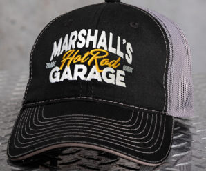 Hot Rod Garage Custom Hats