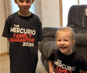 Family Quarantine With Personalized Shirts