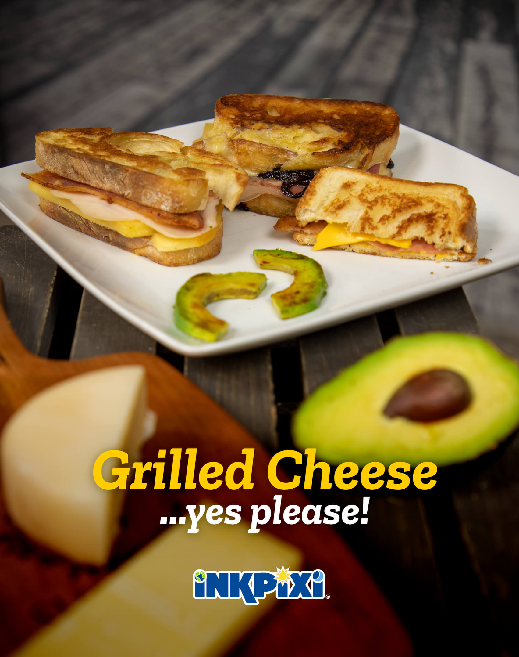 National Grilled Cheese Sandwich Day – Your Way!