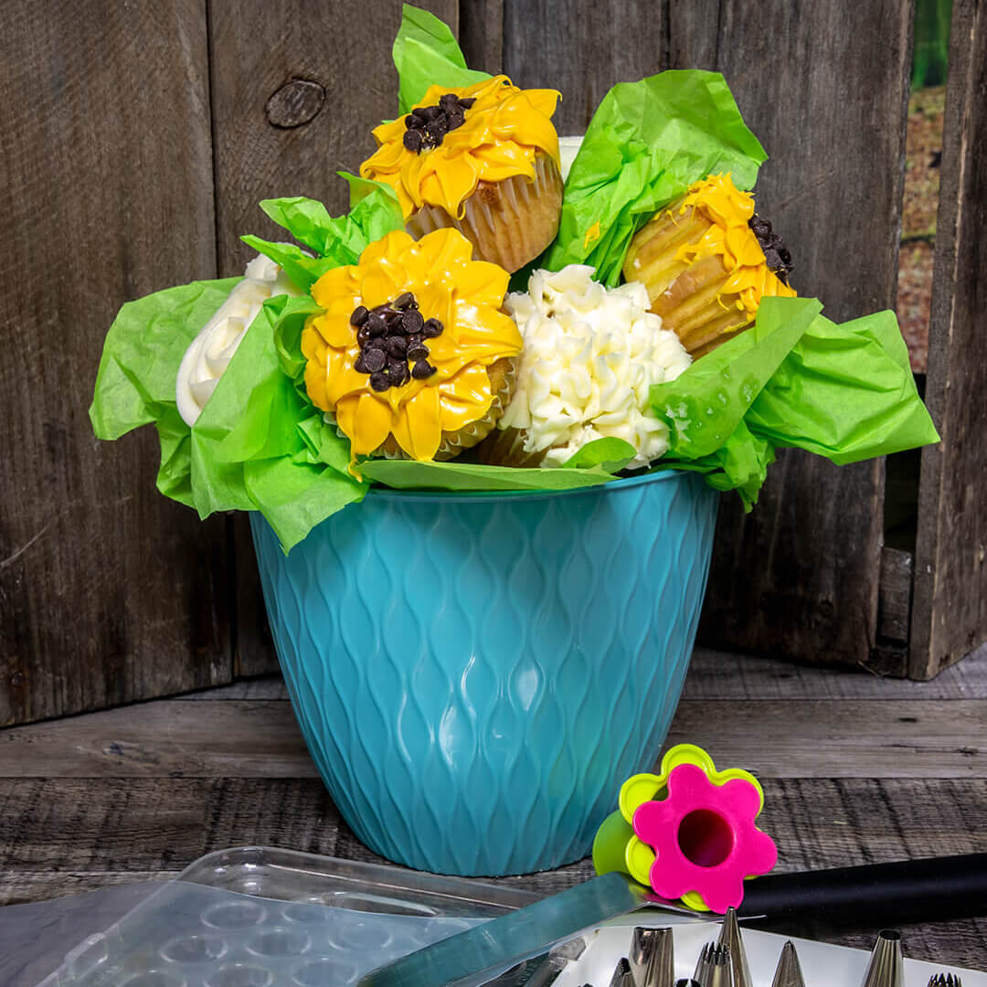 Easy Mother's Day Edible Bouquet